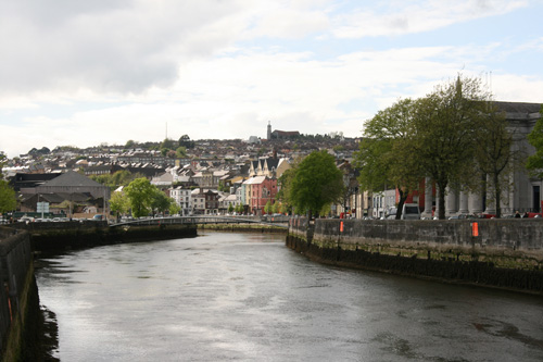 Cork along River Lee